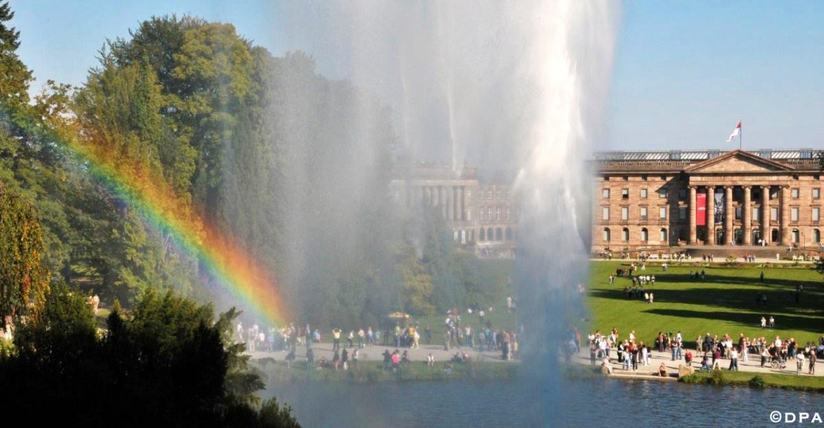 Travel Tuesday: Bergpark Wilhelmshöhe
