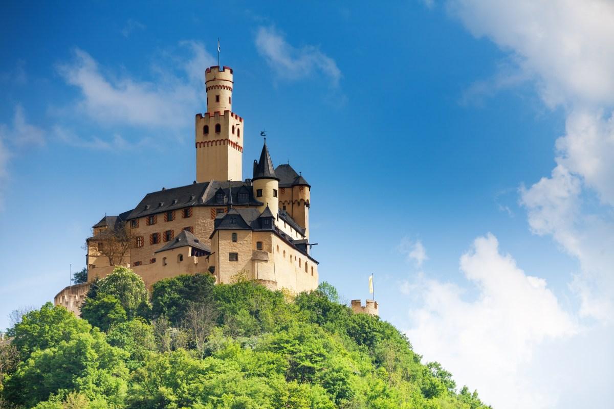 Travel Tuesday: Marksburg Castle