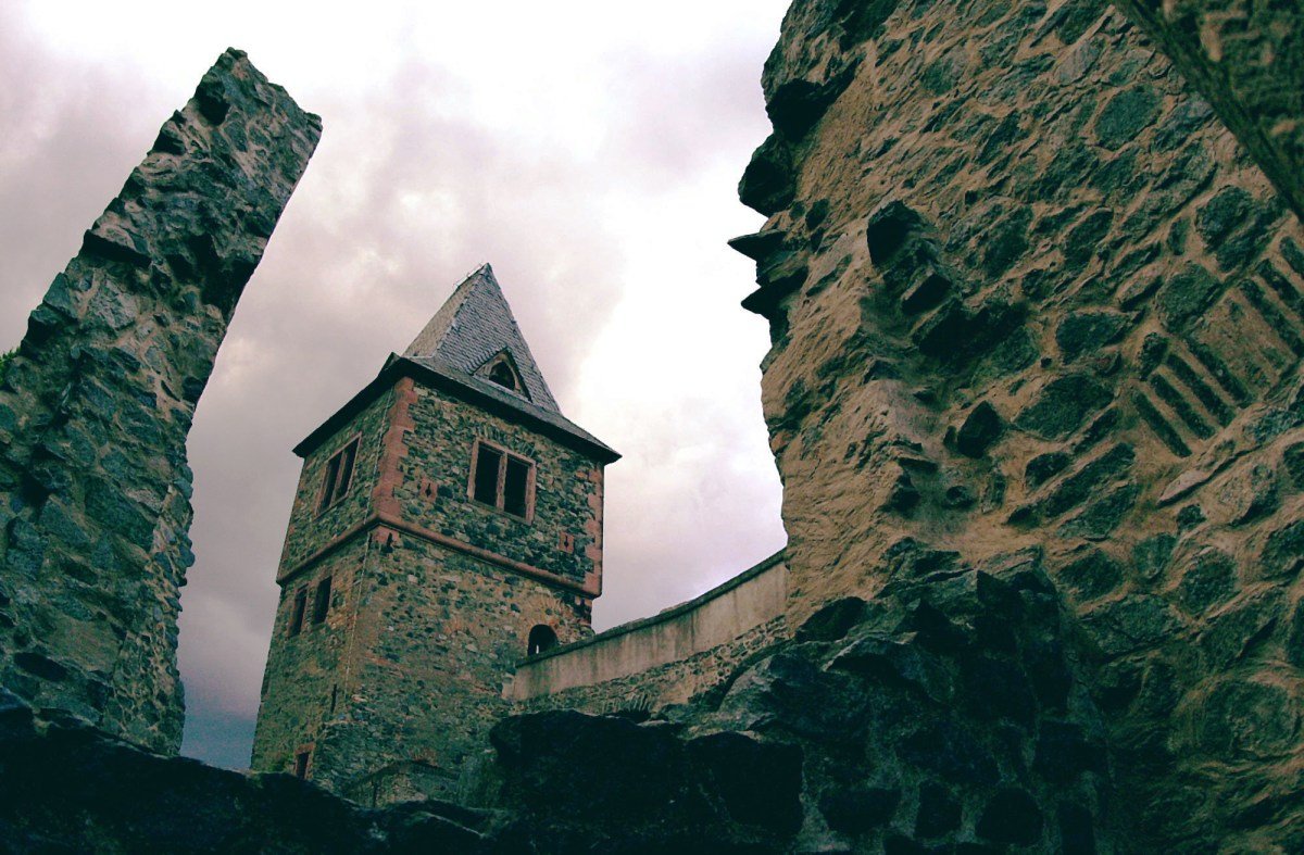 Need a place to celebrate Halloween? Head over to Frankenstein Castle in Germany!