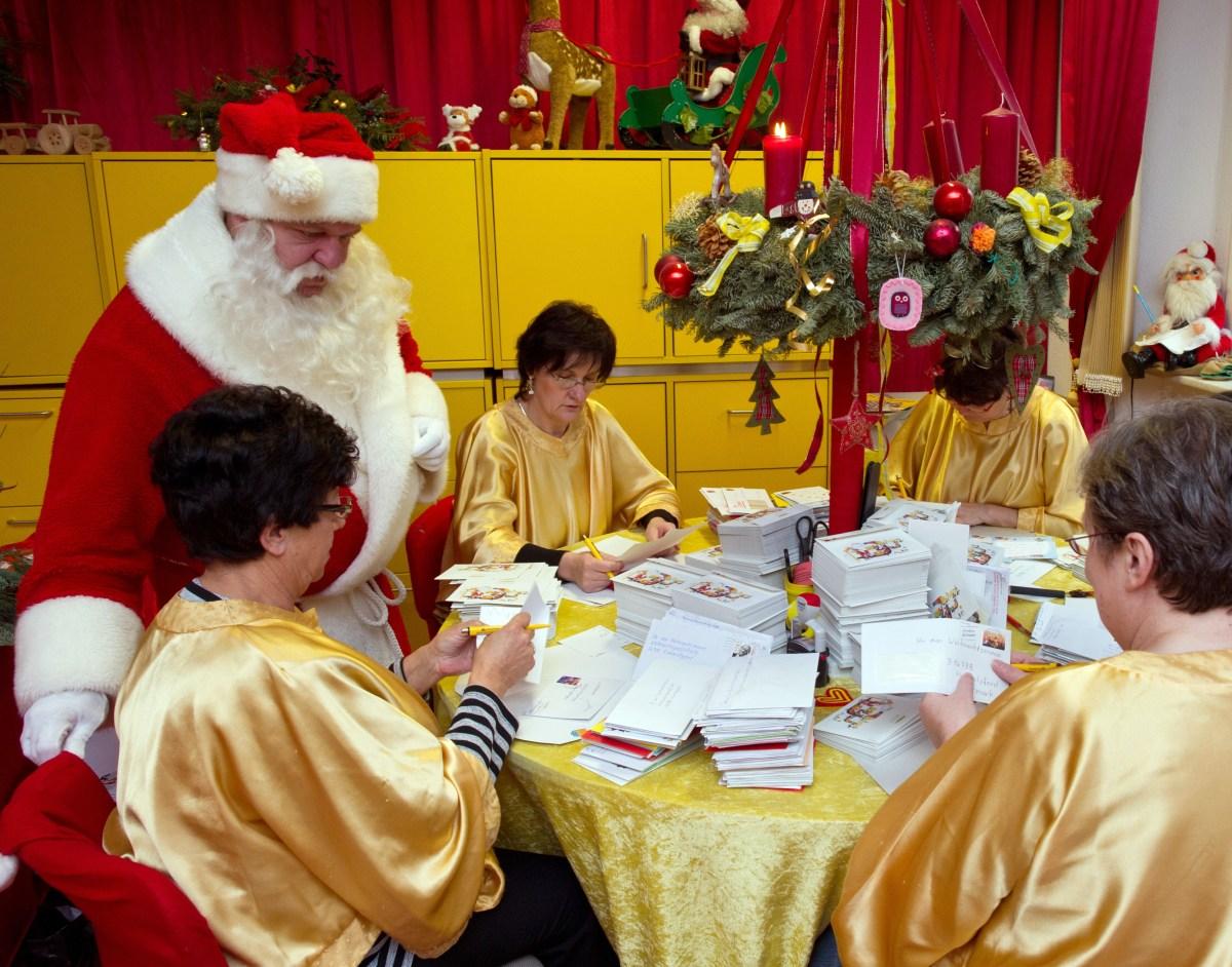 Got a letter for Santa?