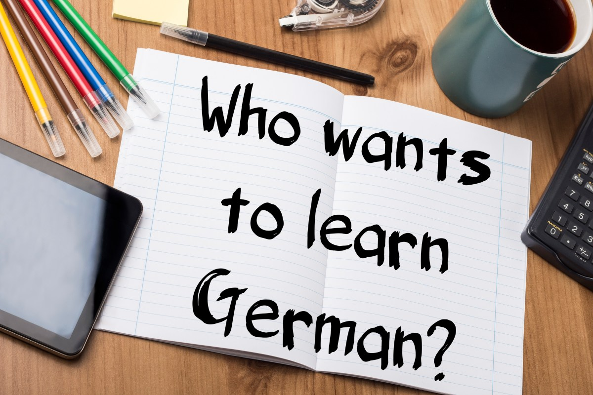 The benefits of learning German in 2019