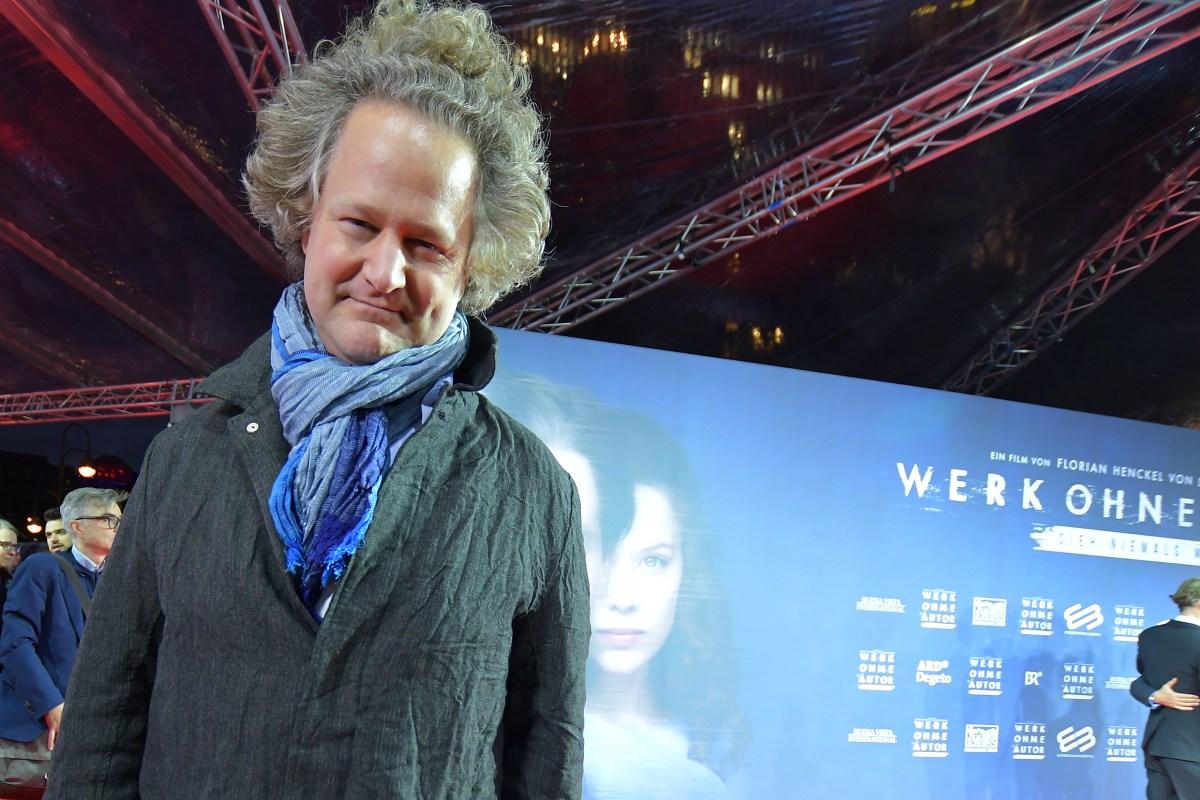 Never Look Away [Werk ohne Autor]: A Florian Henckel von Donnersmarck Film