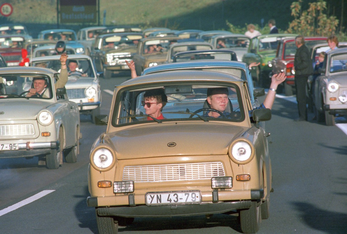 "Rennpappe: the ""racing cardboard"" of East Germany"