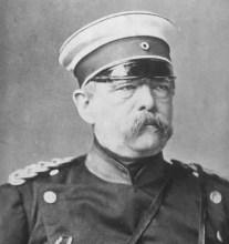 Otto von Bismarck Deutsches Bundesarchiv/Wikimedia