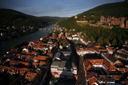 The Old Town, Heidelberg