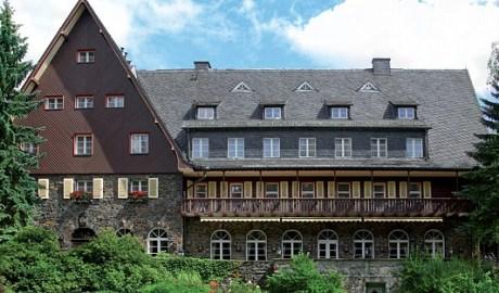 Jagdhaus Waldidyll