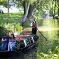 boat trip on the Spreewald