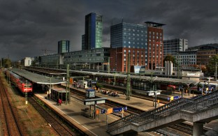 Public transport is key to Frieburg's residents