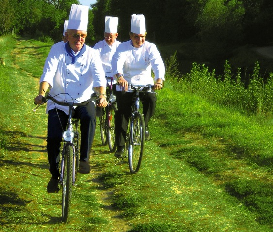 Cycling in the Saarland
