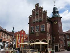 The Town Hall in Meppen