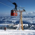 ski lift up the Fichtelberg