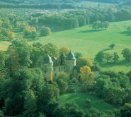Sababurg castle, Hesse, supposedly sleeping beauty's castle