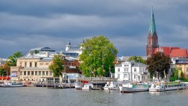 Boat trips galore, Mecklenburg-Vorpommern is Germany's lake district