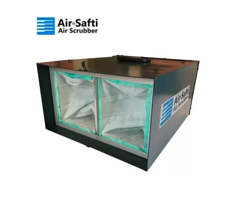 AirSafti Air Scrubber Filter Replacement
