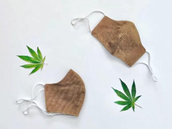 Anti-fungal and Anti-bacterial hemp mask