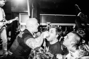 Gorilla Biscuits @ King Arms – Auckland