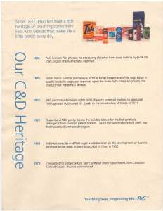 """The concept of Open Innovation is not new. For example, P&G proudly touts its """"Connect & Develop Heritage"""","""