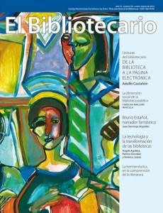 portada Revista El Bibliotecario