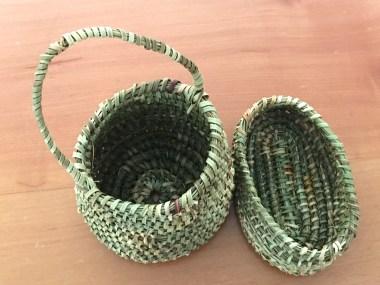 cestería yagan