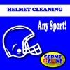 helmet cleaning