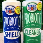 combo probiotic cleaner and probiotic shield