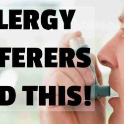allergy relief with probiotics