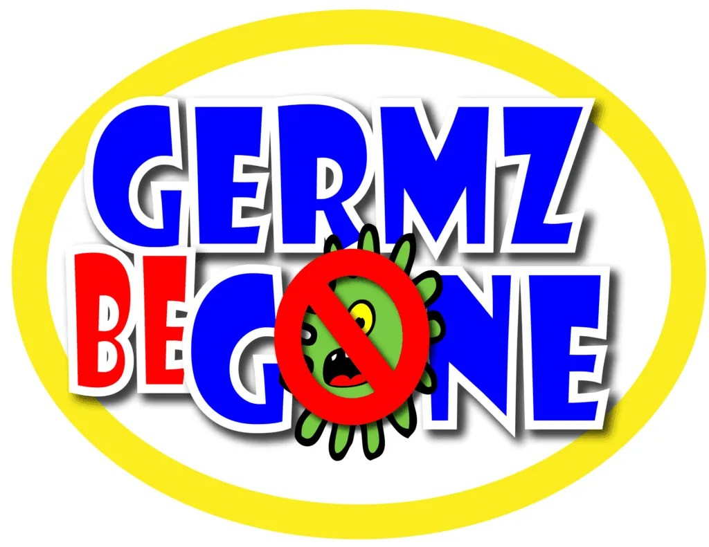Germz Be Gone Probiotic Cleaning & Sanitizing