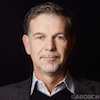 Reed Hastings photographed by Kevin Abosch