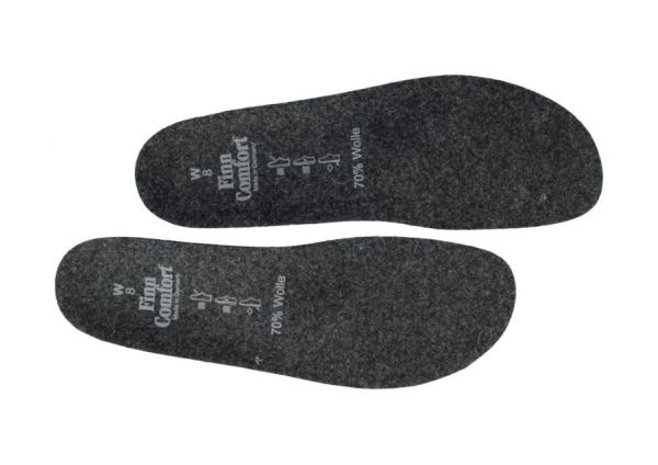 Voetbedden voor FinnComfort merkschoenen FinnComfort Classic Sport 22 W Vilt