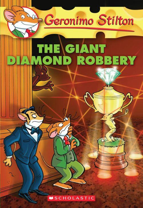 geronimo stilton 44 the giant diamond