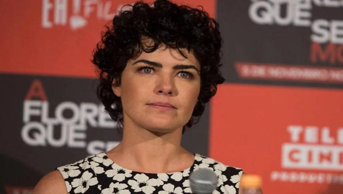 Ana Paula Arósio sumiu em 2010 e agora voltou (Foto: Reprodução / Globo)