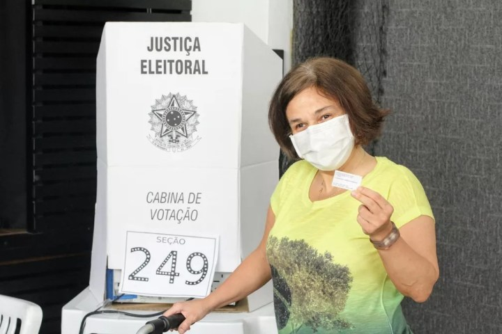 Claudia Rodrigues Eleições 2020