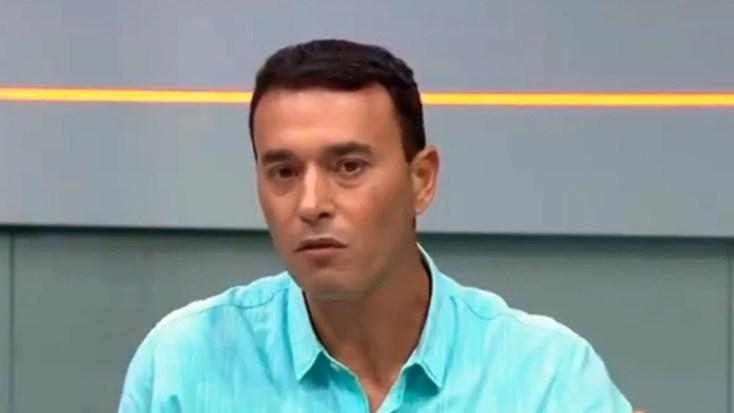 Jornalista da Globo André Rizek (Foto: Reprodução)