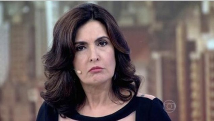 Fátima Bernardes demonstrou apoio a Dani Calabresa após denúncia de assédio (Foto: Reprodução)