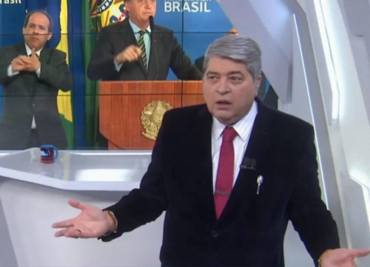Datena Bruno Covas