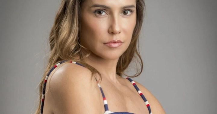 Deborah Secco Globo