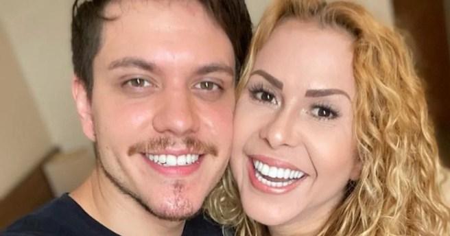 Filho de Joelma usa redes sociais para falar de sua relação com ela