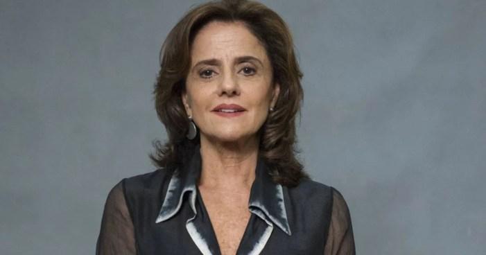 Marieta Severo foi infectada pela Covid-19 após voltar a gravar na Globo (Foto: Reprodução)