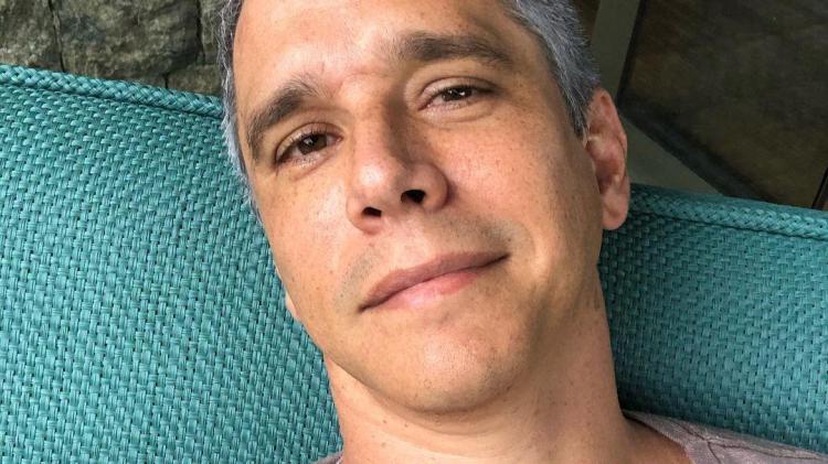 Márcio Garcia se diz contra a festa de ano novo organizada por Marcelo Machado (Foto: Reprodução)