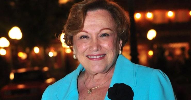 Nicette Bruno morreu nesse domingo (20) (Foto: Reprodução)