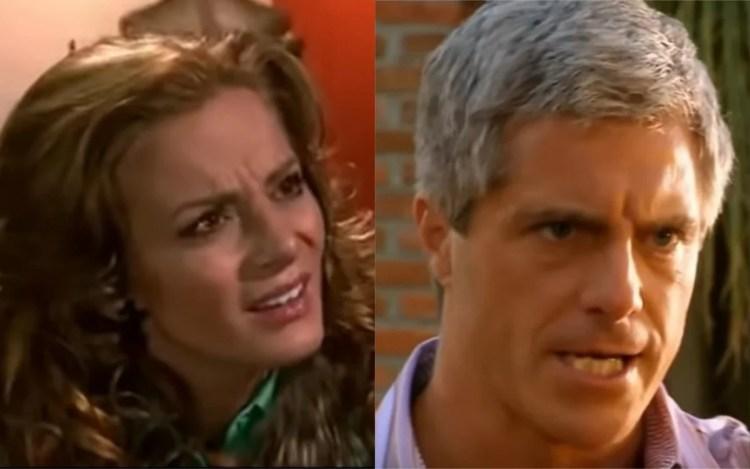 Renata vai desmascarar Augusto em Quando me Apaixono (Foto: Divulgação)