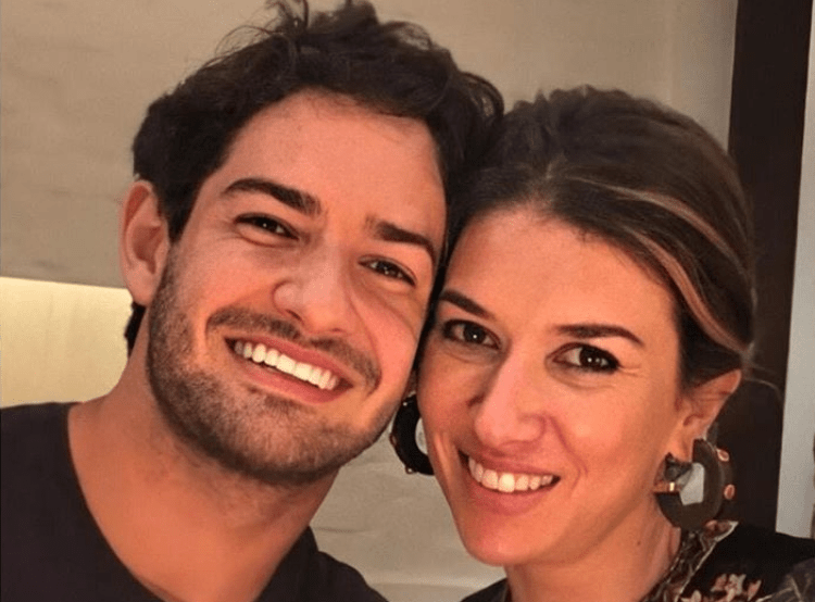 Alexandre Pato e Patrícia Abravanel (Foto: Reprodução)