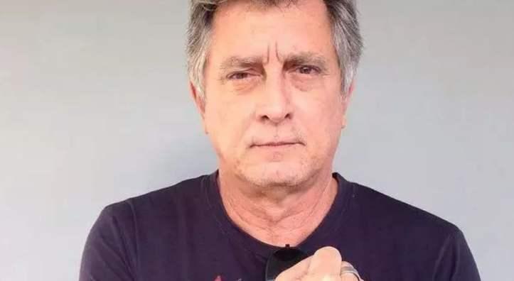 Eduardo Galvão é intubado em razão da Covid-19 (Foto: Reprodução)