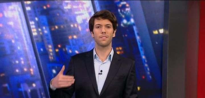Caio Coppolla RedeTV!