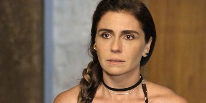 Giovanna Antonelli é a protagonista da próxima novela das sete da Globo, que teve gravações paralisadas (Foto: Divulgação/Globo)