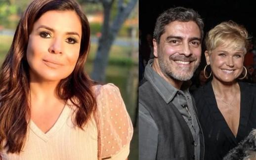 Mara Maravilha criticou Junno Andrade, da Xuxa (Foto: Reprodução) Angélica