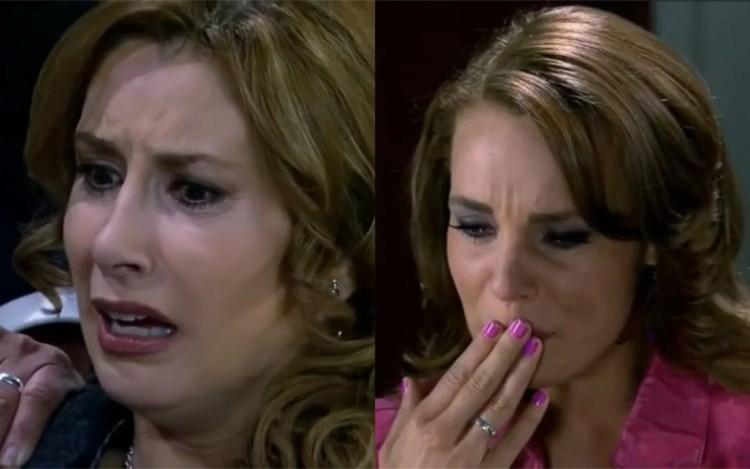 Regina vai desmascarar Roberta em Quando Me Apaixono (Foto: Divulgação)