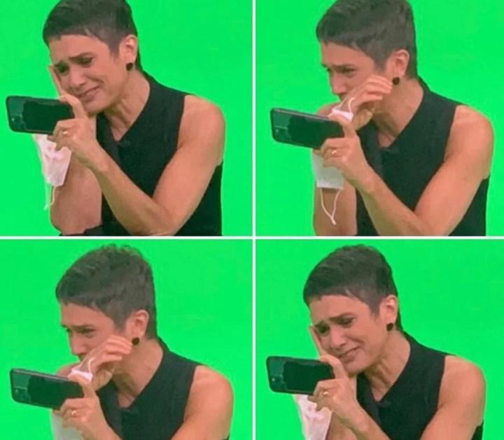 Sandra Annenberg Globo
