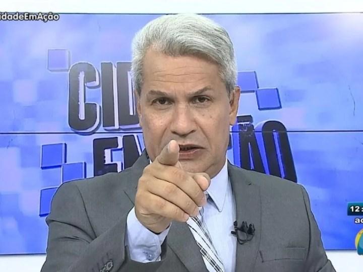 RedeTV! Caio Coppolla