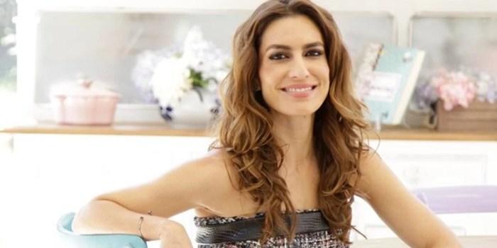 Ticiana Villas Boas no Bake Off Brasil; apresentadora pode apresentar novo programa (Foto: Gabriel Gabe/SBT)